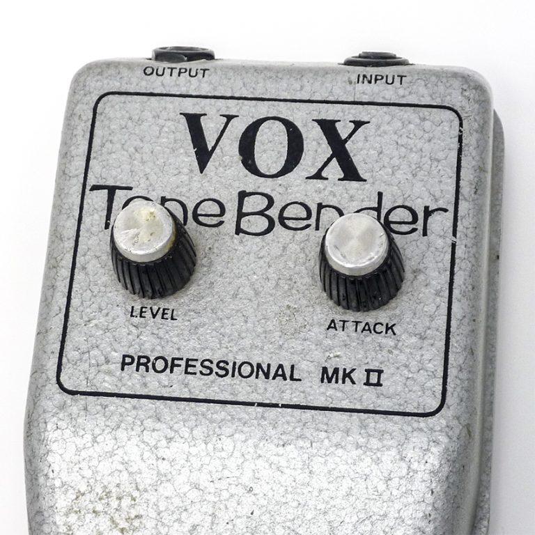Vox Tone Bender Professional MKII